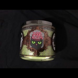 Bath and Body Works Spooky Sweets 3-Wick Candle